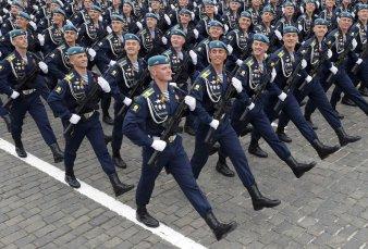 Desfile del día de la Victoria: Rusia muestra todo su poderío militar