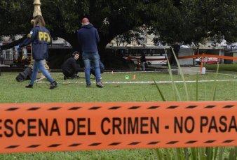 """Doble crimen en Congreso: detuvieron al suegro de """"Cebolla"""" Navarro y ya son siete los sospechosos"""