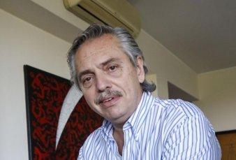 Alberto Fernández recibió el alta médica y volvió despejar dudas sobre su estado de salud