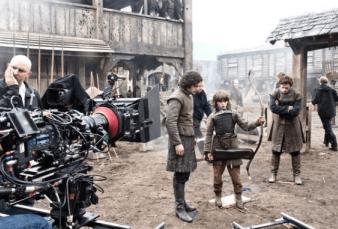 """El Gobierno busca que se produzca en Argentina la próxima """"Game of Thrones"""""""