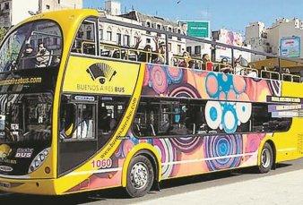 El bus turístico tendrá nuevos recorridos y Wi Fi gratuito