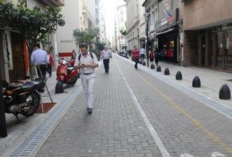Crearán circuitos peatonales para incentivar a la gente a caminar más