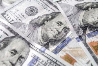 El dólar vuelve a bajar y se clava en $ 44