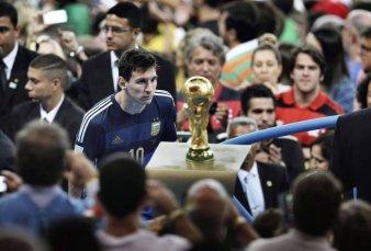 """Messi y la Copa del Mundo: """"Dios dirá si nos miraremos o no, sería lo máximo"""""""
