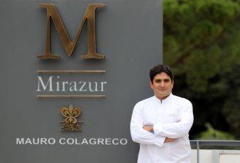 Mirazur, del chef argentino Mauro Colagreco, fue elegido el mejor restaurante del mundo