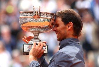 El reinado en Roland Garros ratifica a Rafael Nadal entre las grandes leyendas