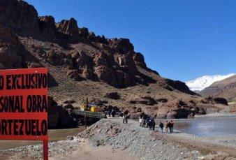 El Gobierno girará a Mendoza U$S 1.023 millones para la construcción de Portezuelo del Viento