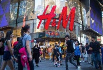 La marca de indumentaria H&M hace su debut en el mercado argentino