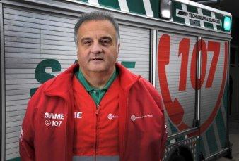 """25 años del atentado en la AMIA - Alberto Crescenti: """"Era realmente como si alguien hubiera bombardeado el lugar"""""""