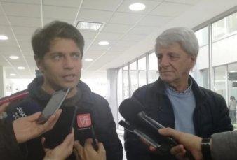 """Axel Kicillof: """"María Eugenia Vidal en la provincia de Buenos Aires hizo una política de vaciamiento"""""""