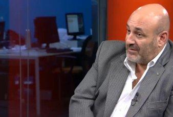 """Santiago Cúneo: """"Yo soy tan antisemita como Maradona hincha de River"""""""