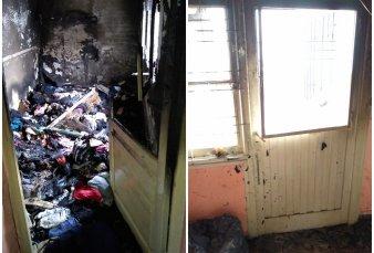 """Incendio en un local del Frente para la Victoria en Mendoza - """"Fue intencional, esperamos que se esclarezca"""""""