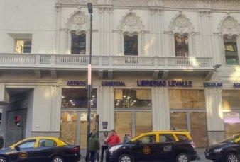 Abrirán una librería en un palacio histórico de Florida y Corrientes