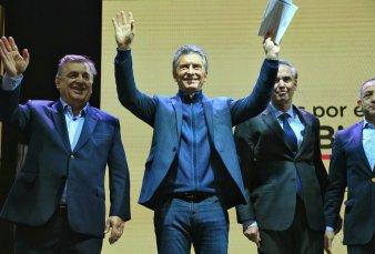 "Mauricio Macri en Córdoba: ""Tuvimos problemas entre las tropas pero ya está, mi abuela 'decía sana, sana, colita de rana'"""