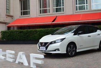 Nissan ya vende en la Argentina su vehículo 100% eléctrico