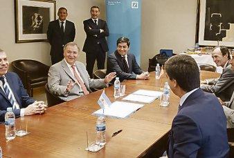 Schiaretti cosechó en Madrid crédito de 60 millones de euros
