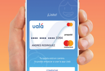Fintech Ualá llegó a 1 millón de tarjetas prepagadas