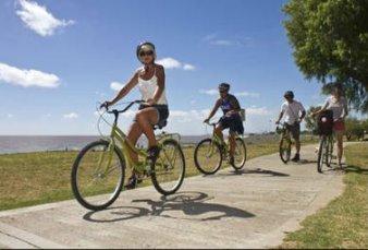 Se podrá unir la Capital con Olivos en bicicleta por sendas seguras