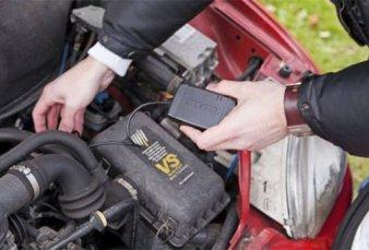 """Desarrollan en el país una """"caja negra"""" para los autos"""
