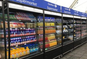 Carrefour ya vende sin IVA alimentos de canasta básica