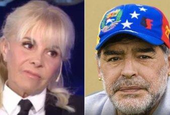 "Diego Maradona vs. Claudia Villafañe: ""Va a haber violencia"""