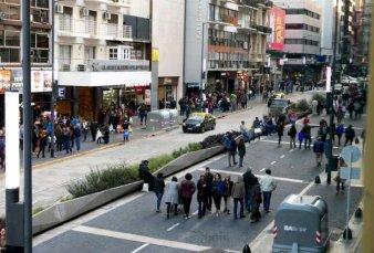 Por la peatonalización, le bajaron 5 decibeles a la calle Corrientes