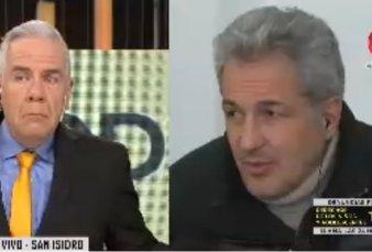Insólita entrevista a Ivo Cutzarida: no había noticia