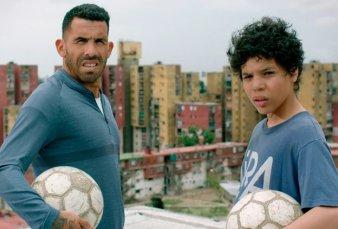 "Netflix estrena ""Apache, la vida de Carlos Tevez"""