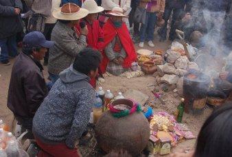 Jujuy se viste de fiesta ritual con el inicio de los homenajes a la Pachamama