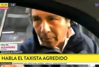 Estados alterados: taxistas vs. taxistas frente a menores por un pasajero