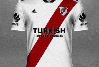 Turkish Airlines será el nuevo sponsor de la camiseta de River Plate