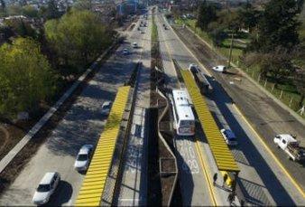 Amplían Metrobus de Ruta 8: ya une Capital y provincia
