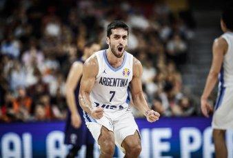 """Argentina clasificó a la semifinal del mundial de basquet - Facundo Campazzo: """"Es tremendo, es increíble, queremos seguir haciendo historia"""""""