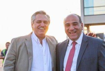 Alberto estrena en Tucumán como líder del PJ junto a la CGT