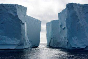 Antártida: se desprendió el iceberg más grande de los últimos 50 años