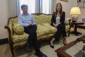 Axel Kicillof le pidió a María Eugenia Vidal que retrotraiga las tarifas