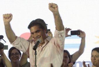 Jorge Capitanich fue reelecto Gobernador de Chaco