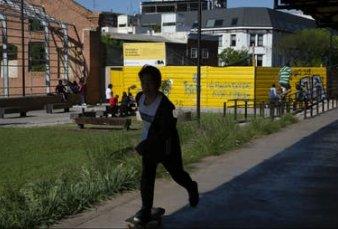 El monumento a las víctimas de Cromañón medirá 25 metros