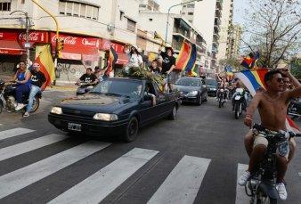 """Crean una unidad policial para vigilar los """"funerales narco"""""""