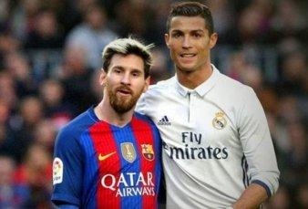 """Lionel Messi: """"Extraño a Cristiano Ronaldo, estaba bueno cuando él estaba en la Liga"""""""