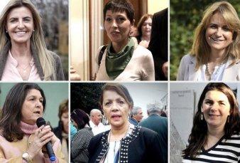 Solo seis mujeres fueron elegidas intendentas en municipios bonaerenses