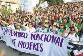 La Plata se prepara para recibir a casi 200.000 mujeres