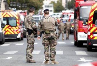 París: un policía mató a cuatro compañeros y luego fue abatido