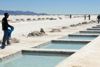 Una minera invertirá u$s 450 millones para producir litio en Salta