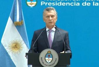 """Bolivia - Mauricio Macri: """"Repudiamos la violencia de cualquier tipo y bajo cualquier circunstancia"""""""