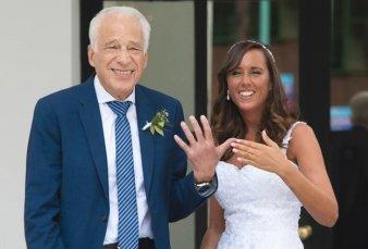 """Alberto Cormillot se casó a los 81 años: """"Somos una pareja normal"""""""