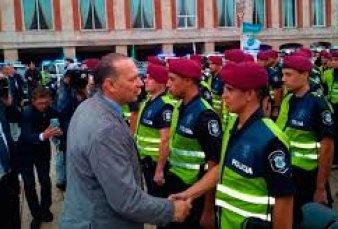 Comenzó el Operativo Sol, que tendrá más de 12.000 policías y 1.000 móviles