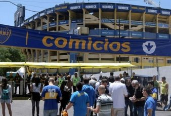 Boca elige al próximo presidente de un presupuesto anual de $ 4000 millones