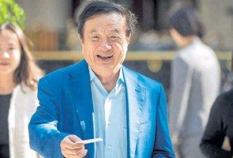 El CEO de Huawei busca que Argentina refuerce sus lazos comerciales con China