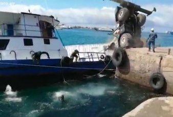 Desastre ecológico en Islas Galápagos: se derramaron 2.200 litros de diesel